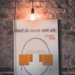 Promotionele poster Doof de Geest niet uit; (03)